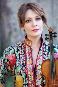 Violinist Irina Muresanu