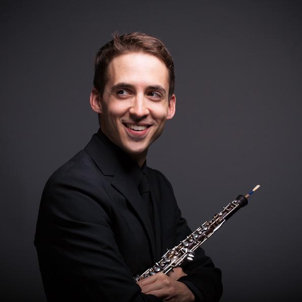 James Austin Smith, oboe
