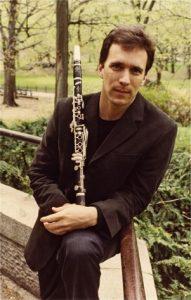 Jon Manasse, clarinet