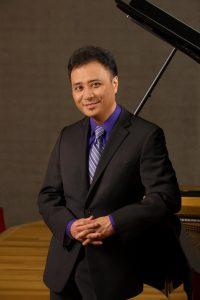 Pianist Jon Nakamatsu, guest artist with Symphoria