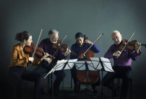 Juilliard String Quartet Photo credit Lisa-Marie Mazzucco
