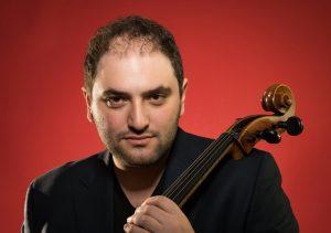 Julian Schwarz, cello