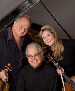 The Kalichstein-Laredo-Robinson Trio
