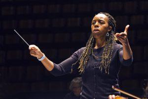 Kalena Bovell, conductor