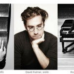 Jay Campbell, cello; David Fulmer, violin; Robert Auler, piano