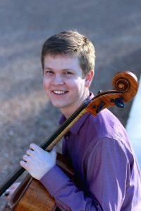 Lucas Button, cello