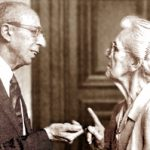 Aaron Copland and Nadia Boulanger