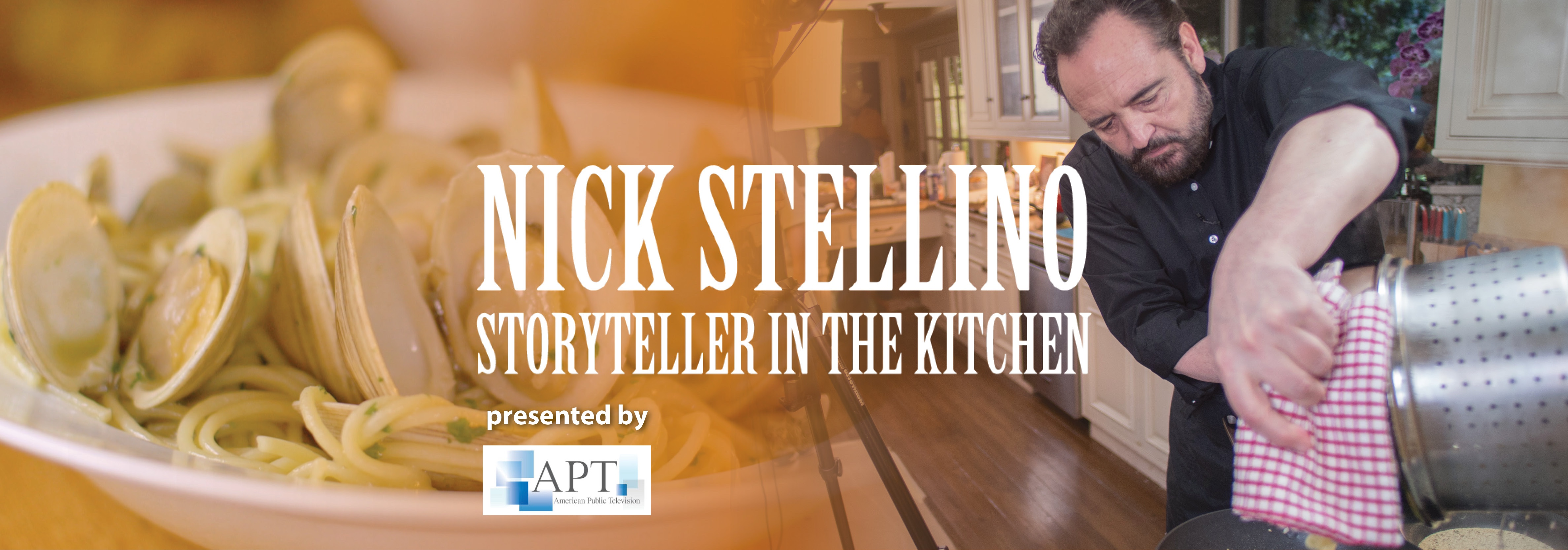 Nick Stellino generic slider