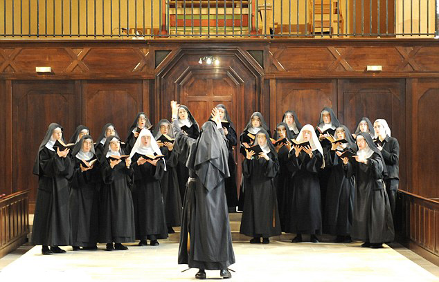 The Benedictine Nuns of Notre Dame