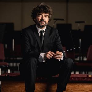 Octavio Más-Arocos, Music Director - Clinton Symphony