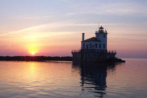89Oswego Lighthouse on Lake Ontario Bob Cieslak Ontario County