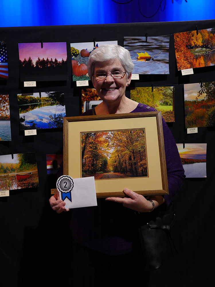 WCNY Scenes of the Region. 2nd Place winner, Kathleen Ferguson