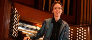 Organist Dr. Isabelle Demers