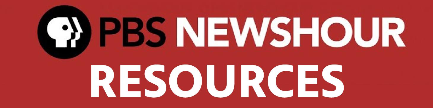 PBSNewsHour Banner