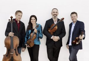 Pacifica Quartet (photo credit Lisa-Marie Mazzucco)
