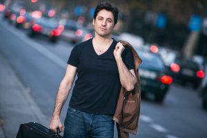 Violinist Philippe Quint