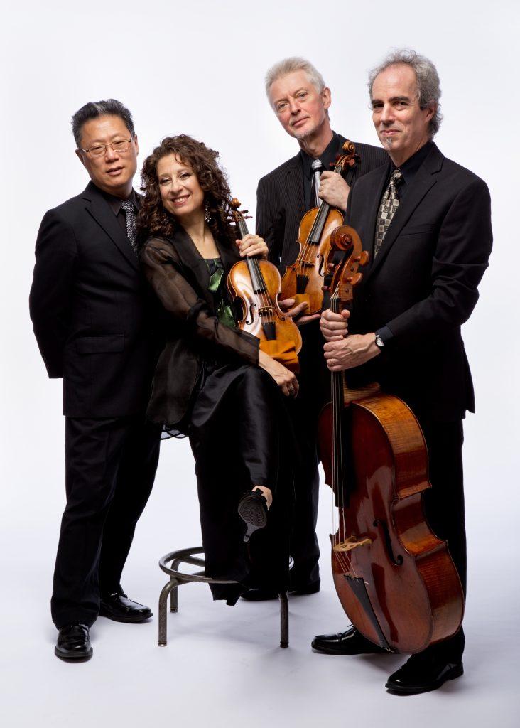 Rebel Ensemble for the Baroque