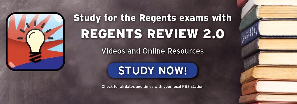 Regents Review Slider