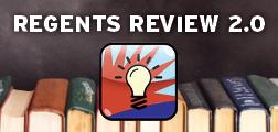Regents review widget