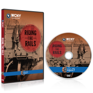 Riding the Rails DVD mockup