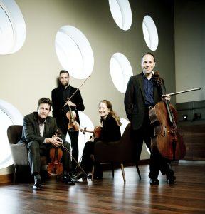 St. Lawrence String Quartet (Photo: Marco Borggreve)