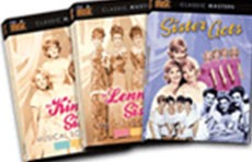Sister Acts 3-DVD Set and Membership
