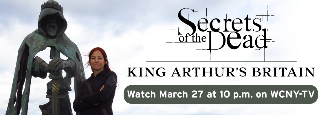 Secrets of the Dead: King Arthur's Britain Watch March 27 at 10 p.m.