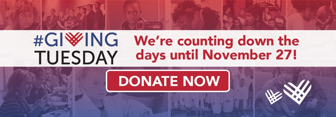 Celebrate #GivingTuesday with a donation to WCNY