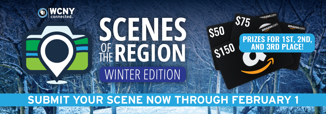 Scenes of the Region Winter Submit your scene now through Feb. 1!