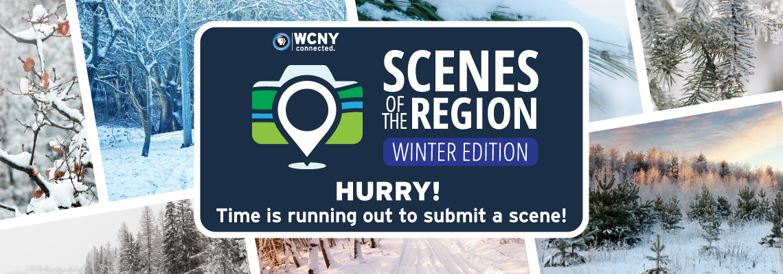 HURRY! time is running out to submit your Winter Scenes of the Region Photo! Last Day is Feb. 1