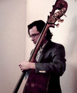 Spencer Phillips, Principal Bass - Symphoria