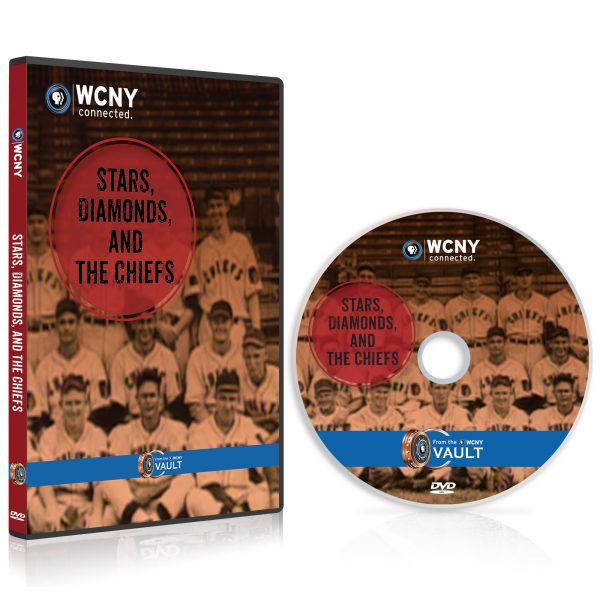 Stars, Diamonds, and Chiefs DVD mockup