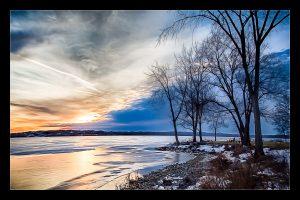 Sunset on the Lake  Brad MacDuff  Onondaga County