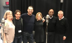 Live in the Classic FM studios with Diane Jones, Christian Capocaccia, Peter Kendall Clark, Amy Justman, Gregory Sheppard, and Richard Cordova