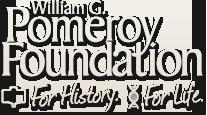 The_William_Pomeroy_Foundation_Path_through_history_logo