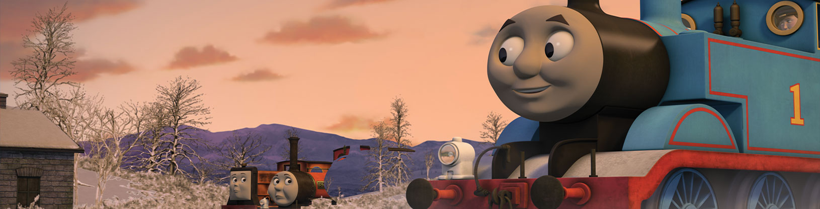 Thomas and Friends – All Aboard!