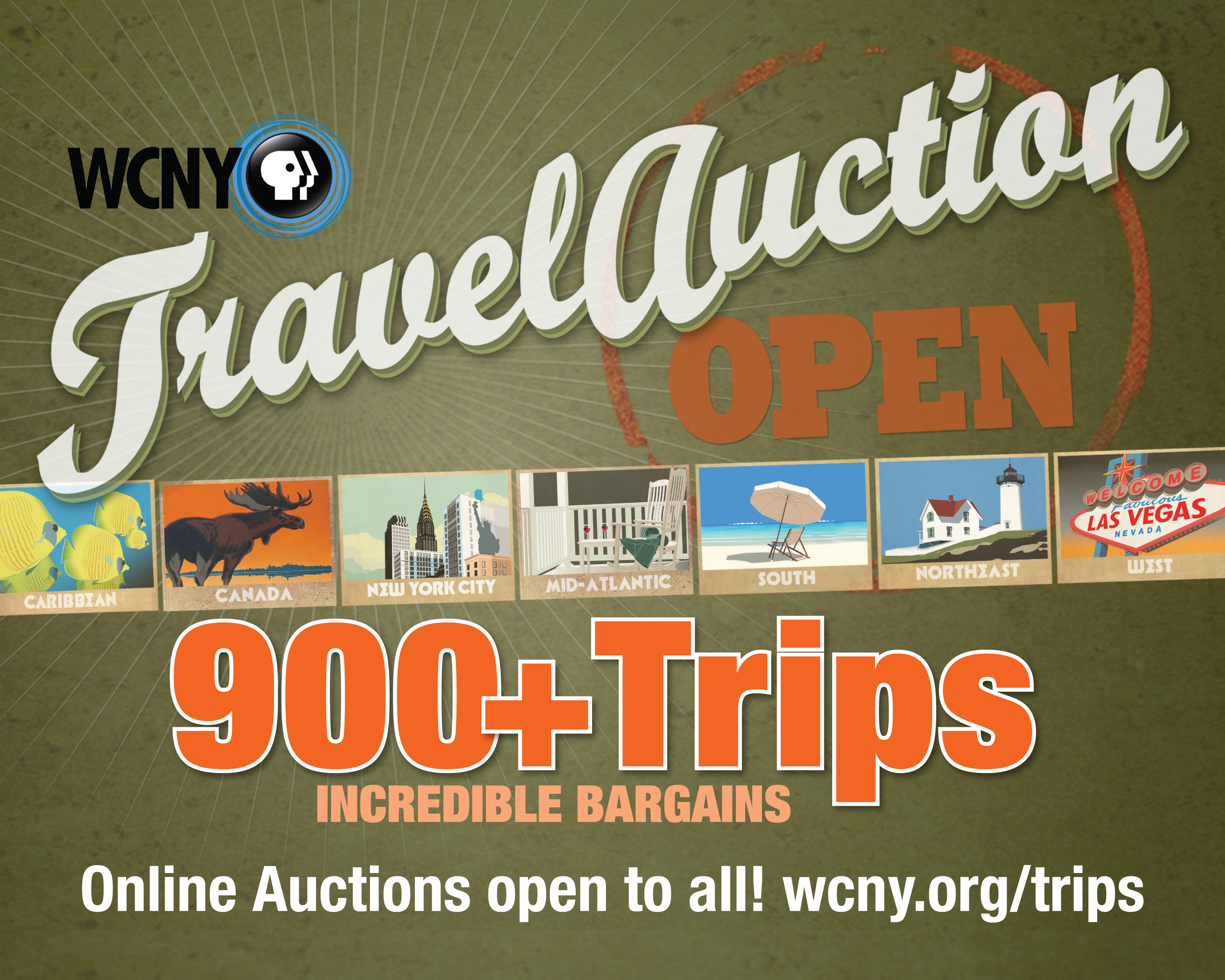 Travel Auction Image