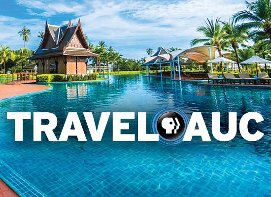 TravelAuc Drop Down Feature
