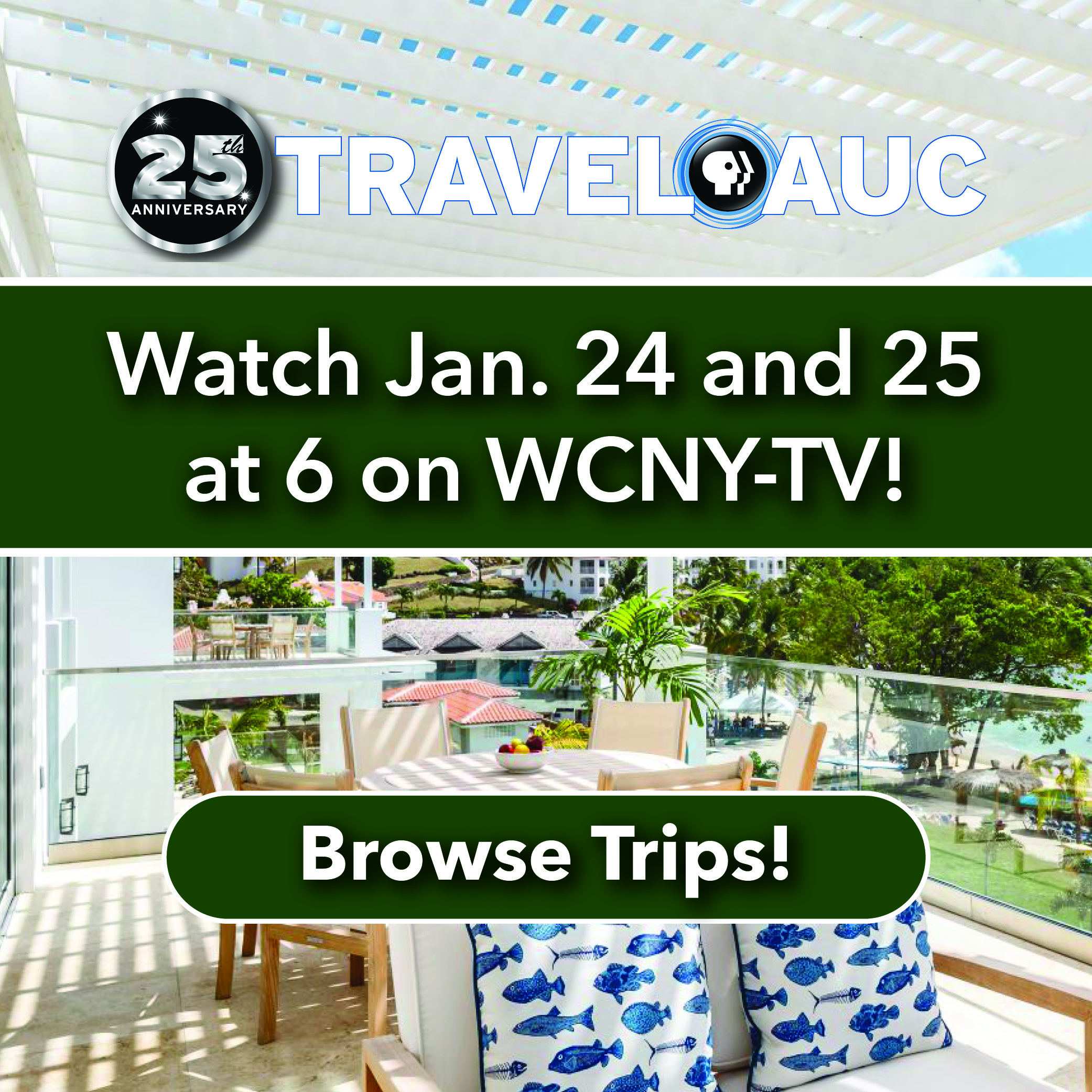 Travelauc Center Stream Now