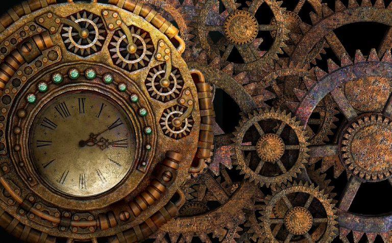 Turning Time