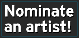 Nominate a local artist!