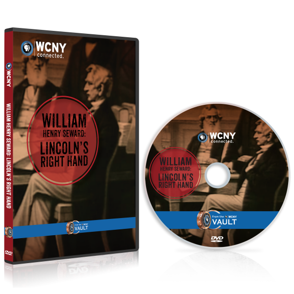 William Henry Seward DVD mockup