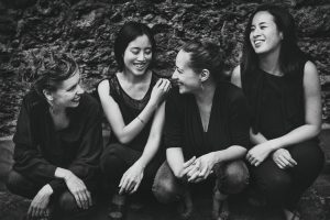 Quatuor Ardeo (photo by Franziska Strauss)