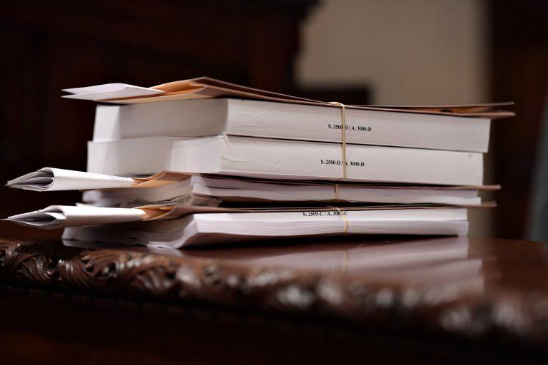 budget bills in the senate
