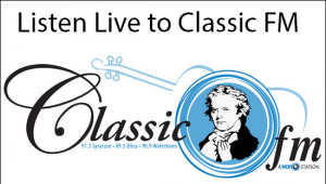 Click here to listen live to Classic FM.