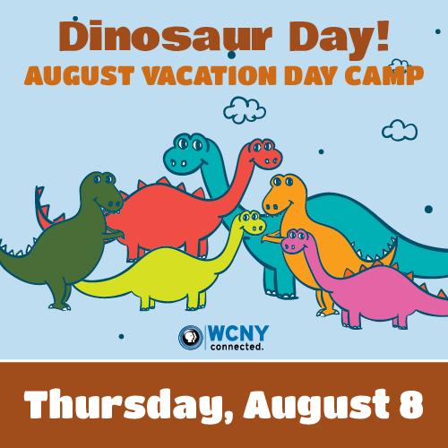event square dinosaur day