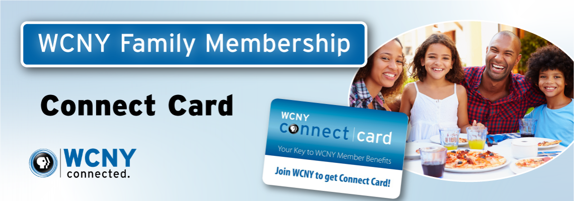family membership_connect card