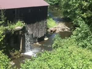 55The old New Hope Mills water wheel Mary Beth W. DiMarco Onondaga County