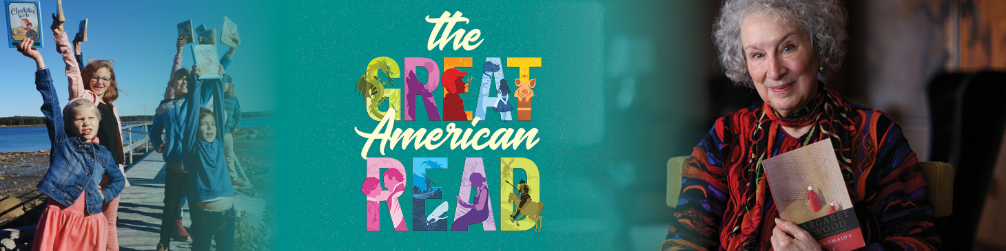 The Great American Read on WCNY 2018