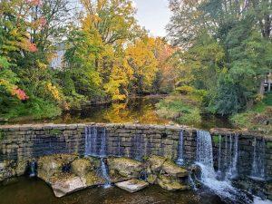 50Autumn waterfall Meghan Fremouw Ontario County